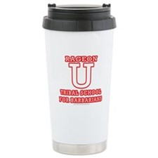 Rageon University Travel Coffee Mug