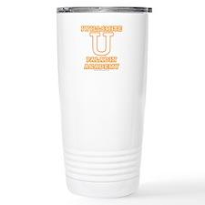 Iwillsmite University Travel Mug
