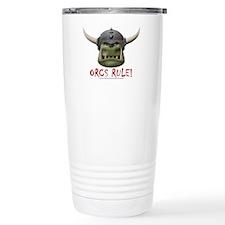 Orcs Rule (2) Travel Mug