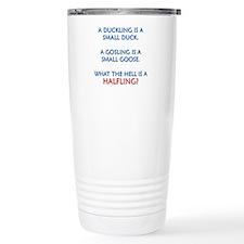 Halfling Lings Travel Mug