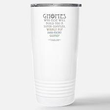 Gnomes - Gizmo Stainless Steel Travel Mug