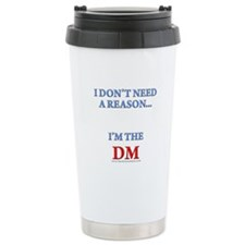 DM - Reason Travel Mug