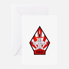 vfa-94_f18 Greeting Cards