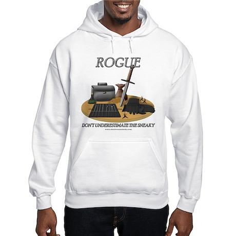 The Sneaky Hooded Sweatshirt