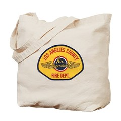 L.A. County Fire Air Ops Tote Bag