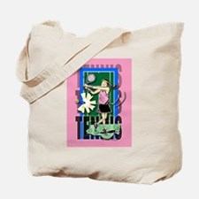 Girls Tennis Tote Bag