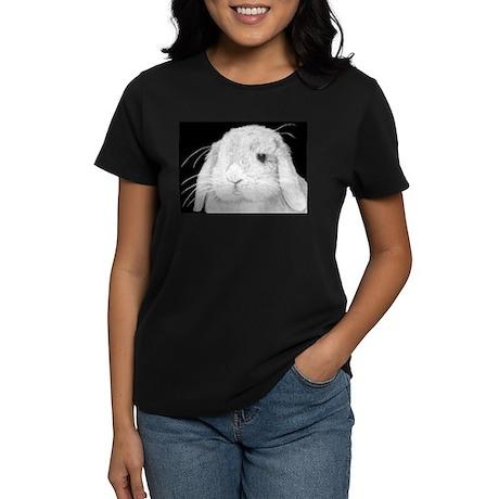Lop Rabbit Women's Dark T-Shirt