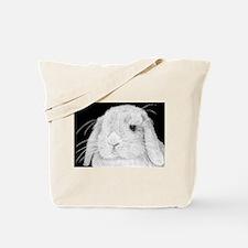 Lop Rabbit Tote Bag