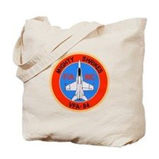 Unique Fighter squadron Tote Bag