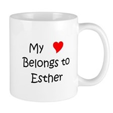 Cute Esther Mug