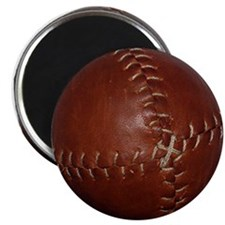 Vintage base ball Magnet