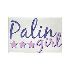 SARAH PALIN GIRL - PALIN GIRL 2008 Rectangle Magne