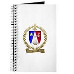 MELANSON2 Family Crest Journal