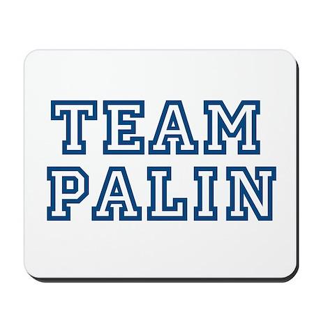TEAM PALIN - TEAM SARAH PALIN - 2008 MCCAIN Mousep