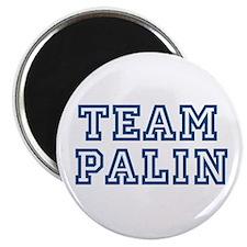 TEAM PALIN - TEAM SARAH PALIN - 2008 MCCAIN Magnet