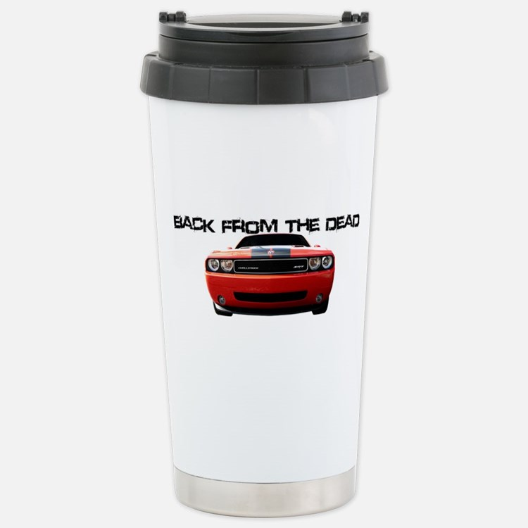 Back From The Dead Travel Mug