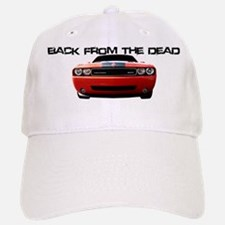 Back From The Dead Baseball Baseball Cap