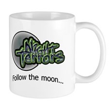 """Follow the Moon"" Mug"