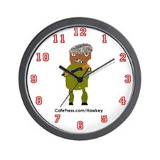 jihad  joe wall clock