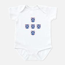 Portuguese Shields | Infant Creeper
