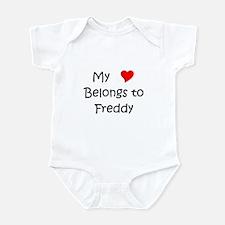 Unique Freddy Infant Bodysuit