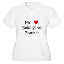 Unique My heart belongs to an airman T-Shirt