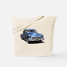 Helaine's 52 Old Blue Car Tote Bag