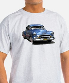 Helaine's 52 Old Blue Car T-Shirt