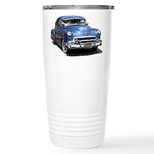 Helaine's 52 Old Blue Car Travel Mug