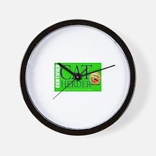Unique Project management Wall Clock