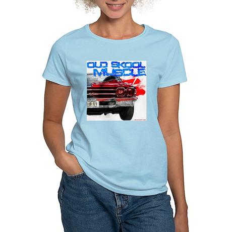 OL Skool 69 Chevelle Women's Light T-Shirt