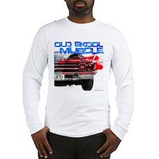 OL Skool 69 Chevelle Long Sleeve T-Shirt