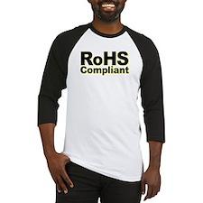 RoHS Compliant Baseball Jersey