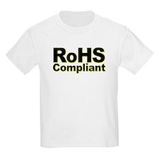 RoHS Compliant Kids T-Shirt