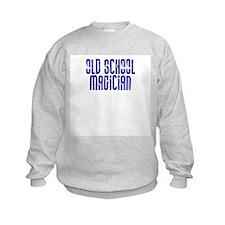 Old School Magician Sweatshirt
