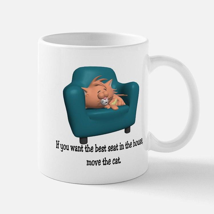 Move the cat Mug