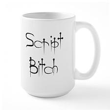 Script Bitch Mug