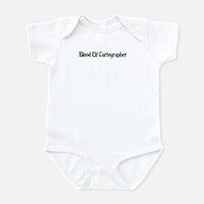 Blood Elf Cartographer Infant Bodysuit