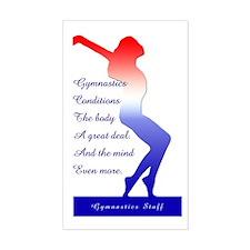Gymnastics Sticker - Mind