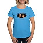McCain/Palin On Your Side Women's Dark T-Shirt