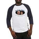 McCain/Palin On Your Side Baseball Jersey