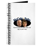 McCain/Palin On Your Side Journal