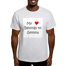 Unique Gemma T-Shirt
