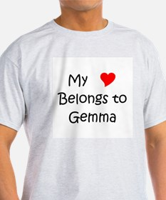 Cute Gemma T-Shirt