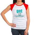 Early Detection Cervical Cancer Women's Cap Sleeve