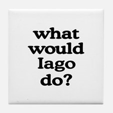 Iago Tile Coaster