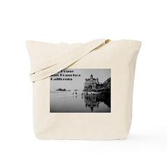 SF Cliff House Tote Bag