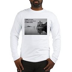 SF Cliff House Long Sleeve T-Shirt