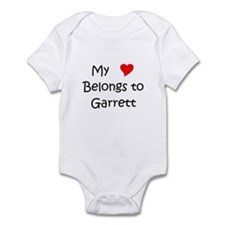 Cute Garrett Infant Bodysuit