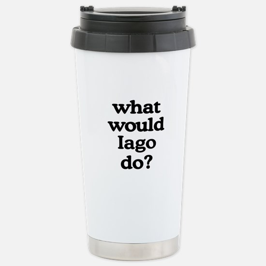Iago Stainless Steel Travel Mug